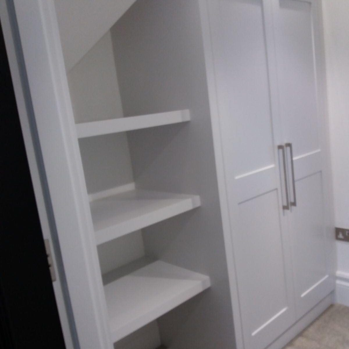 bespoke shelving furniture solutions